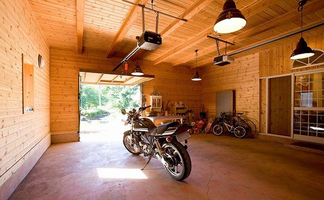 ガレージ Garage