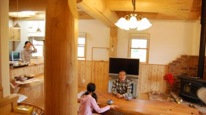 カナダの樹齢200年ウェスタンレッドシダーで造る『生命の宿る家』